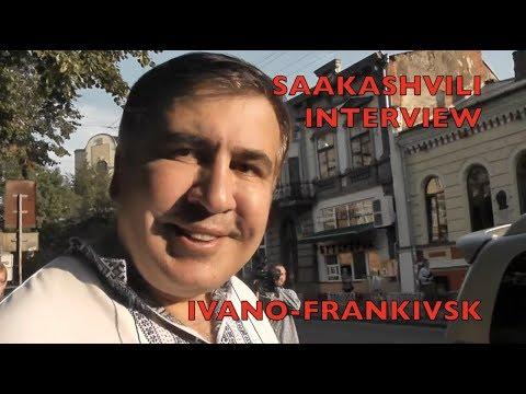 Mikheil Saakashvili On Corruption In Ukraine And His Citizenship Battle
