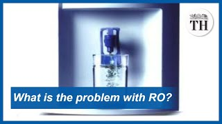 Why are RO water purifiers being prohibited?