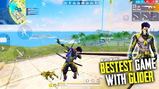 Bestest Game With Glider | 27 Kills Total With @P.K. GAMERS Squad In Free Fire | Garena Free Fire