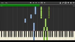 Nineball - Hingga Akhir Waktu (Piano Tutorial)