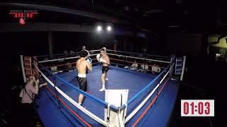 Strictly Business Boxing XVI - Kameran Lynch VS Sam Smith