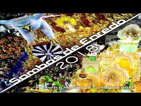 CD SAMBAS DE ENREDO 2018 RIO DE JANEIRO (OFICIAL)