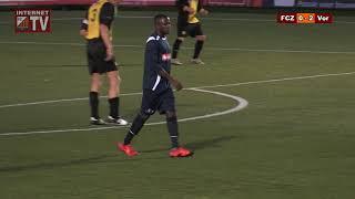 Samenvatting FC Zutphen - Vorden (0-4) beker