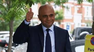 video: Sajid Javid to push for an end to lockdown 'as soon as possible'