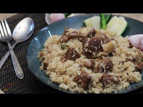 পুরান ঢাকার বাবুর্চির রেসিপিতে খাসির বিরিয়ানি / তেহারি রান্না | Mutton Biryani Recipe | Biryani