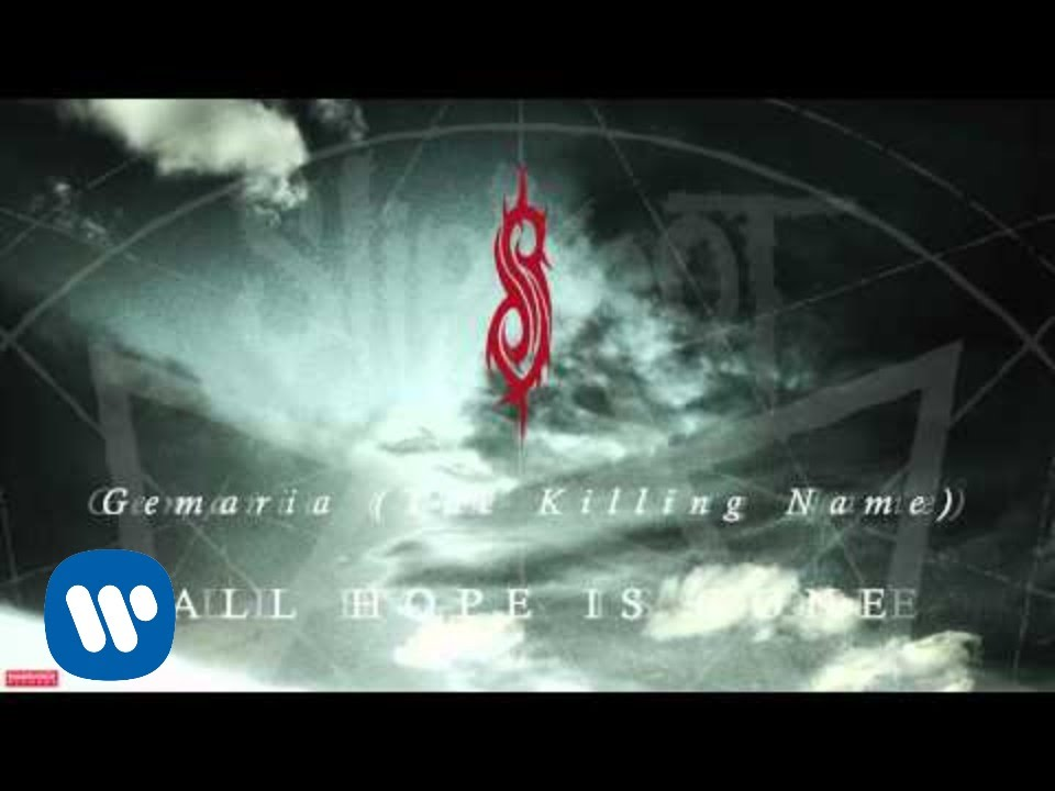 slipknot-gematria-the-killing-name-audio-slipknot