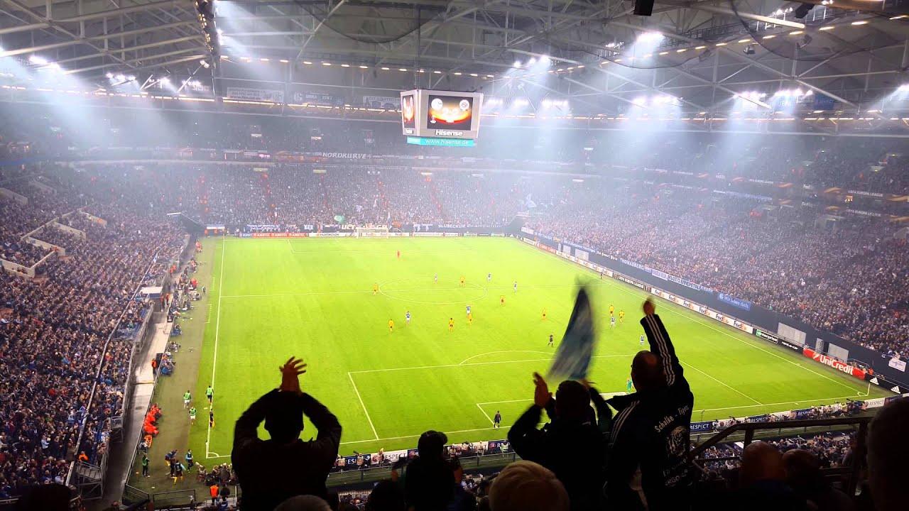 Schalke Vs Prag