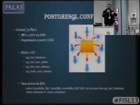 Tuning básico em PostgreSQL