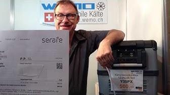 Serafe AG Bilag GEZ Empfangsgebühren Radio TV Betriebe zahlen auch, Kühlbox test wemo y35px