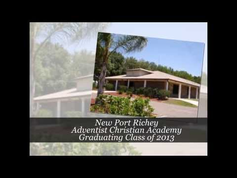 New Port Richey Academy Graduating Class 2013