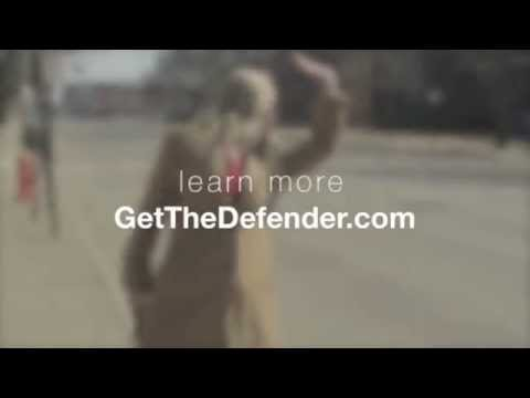 The Defender The First Smart Personal Protection Device