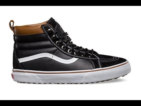 Shoe Review  Vans MTE SK8-Hi (Black True White) - YouTube e1c63f4fe8