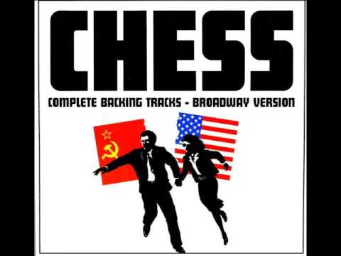 Chess (Broadway) Backing Tracks - Endgame