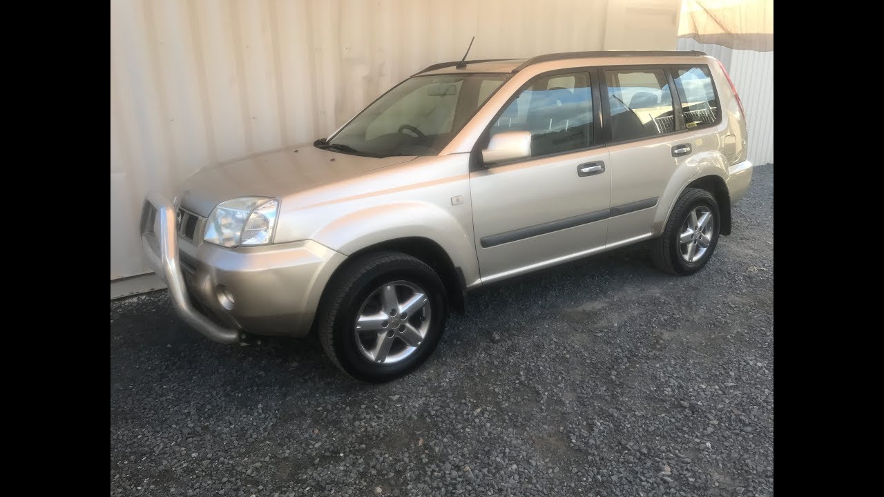 Sold Automatic Cars Suv Nissan X Trail Xtrail Youtube
