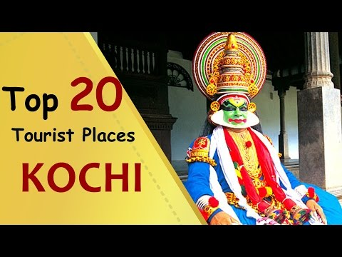 """KOCHI"" Top 20 Tourist Places | Kochi (Cochin) Tourism"