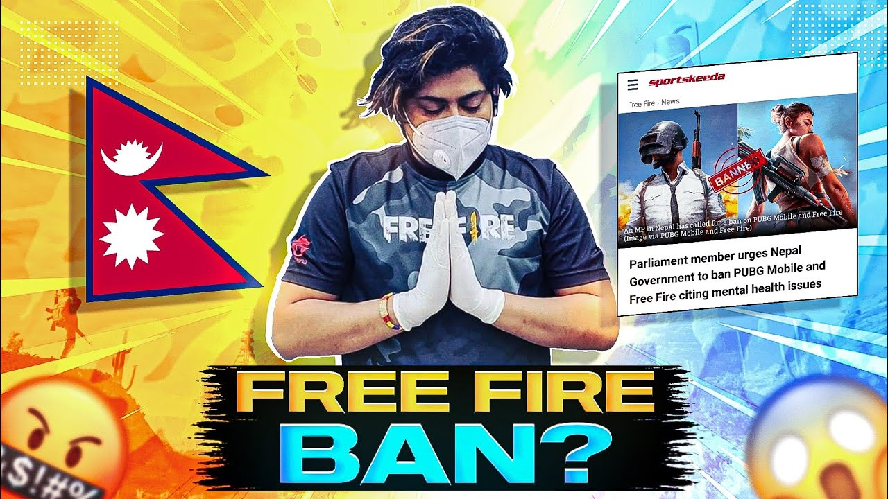 FREE FIRE BAN? | GAME TV | #FAMCLASHERS