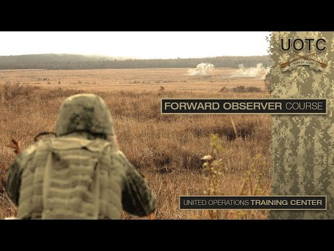 ArmA 3 - UOTC - Forward Observer Course