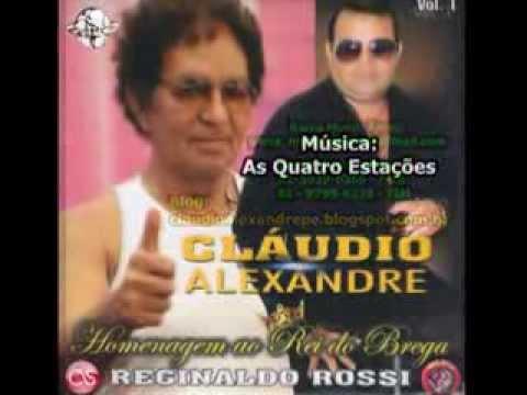 As Quatro Estações - Cláudio Alexandre - 2014
