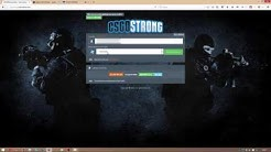 CSGOStrong Free Coins Hack | Easy HD English Tutorial