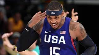 Melo Traded from Thunder To Hawks!