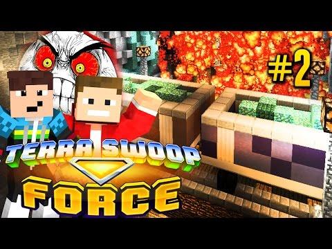 SCHWERER ALS GEDACHT! - Minecraft Adventure: TERRA SWOOP FORCE #2