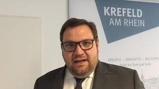 Europawahl 2019: Oberbürgermeister Frank Meyer ruft zur Teilnahme auf (vor einem Tag)