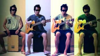 Hotel California (acoustic instrumental cover)