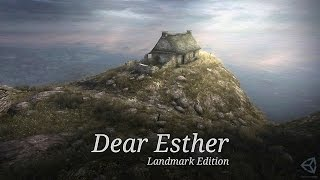 Dear Esther: Landmark Edition – Game Movie (Story Walkthrough) 1080p HD