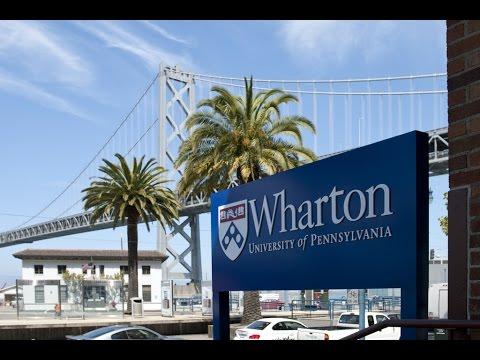 Wharton San Francisco Campus Video Tour