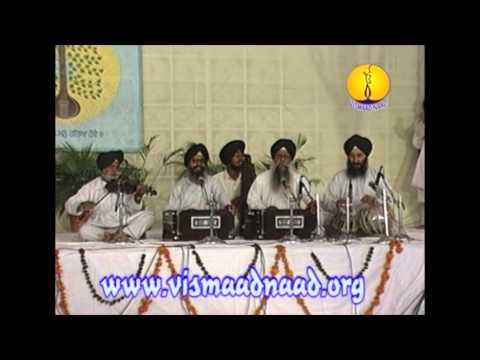 AGSS 1997 - Raag Maru Kafi : Dr Jagir Singh Ji