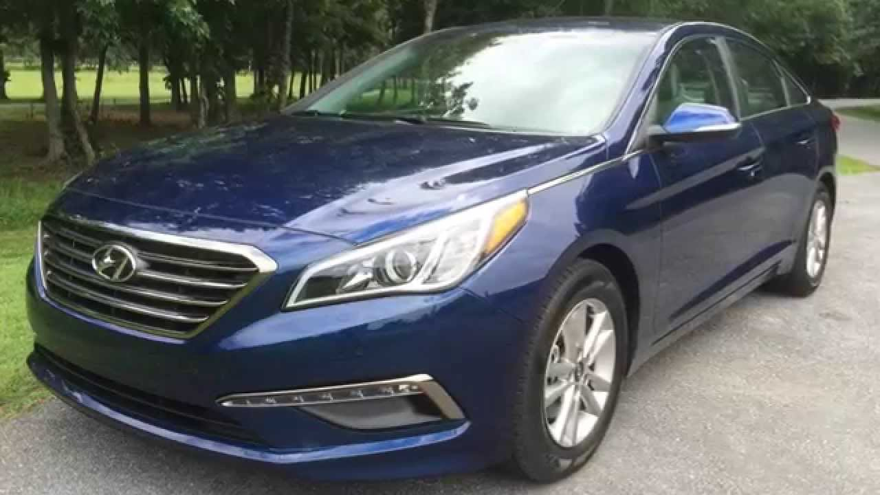 O Brien Hyundai >> 2015 Hyundai Sonata adds Eco model with 1.6-L turbo, 7 ...