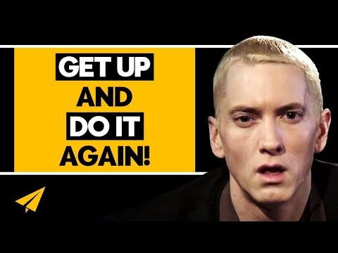 Eminem's Top 10 Rules For Success (@Eminem)
