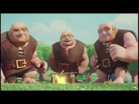 Clash Of Clans Full Animated Movie Malayalam