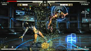 CEO 2015 - MKX - Top 8 - YOMI REO (Tanya) vs RM Honeybee (D