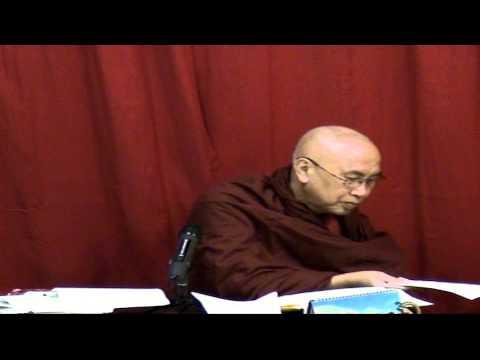 Jan 27, 2013 Visuddhimagga by Venerable Sayadaw U Jotalankara at TDS Dhamma Class