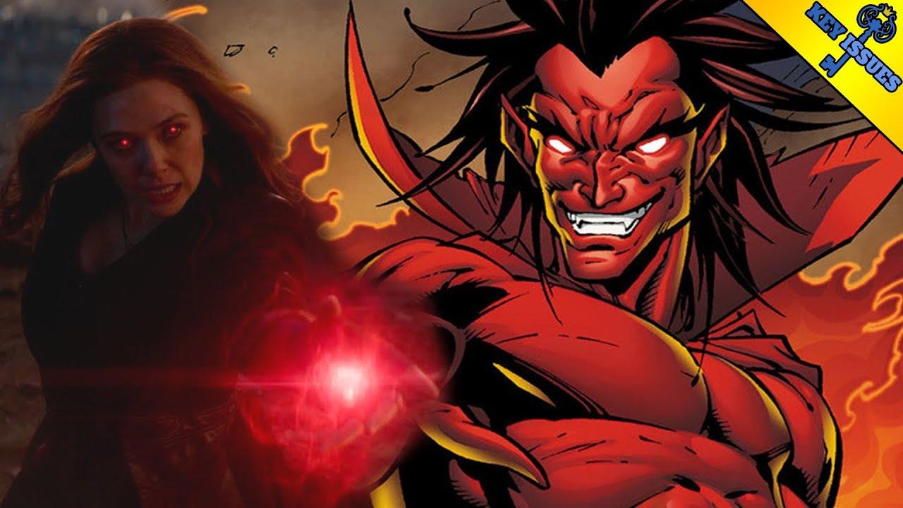 Super Villain Mephisto?