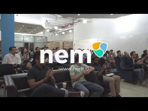 NEM Blockchain Event Cyberjaya, Malaysia - October 2016
