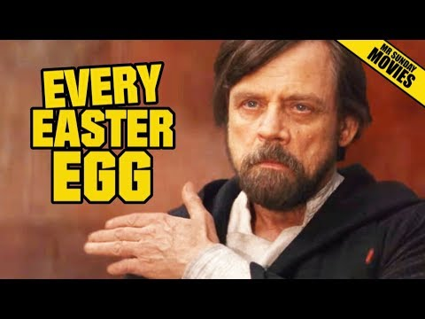 Download Youtube: STAR WARS: THE LAST JEDI - All Easter Eggs, Cameos & References
