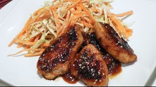 Teriyaki Chicken Recipe - Mark Cuisine #60