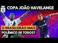 Copa João Havelange: três divisões em uma, queda de alambrado e Vasco campeão