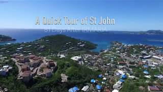 Views of St John, VI 81 Days after IRMARIA