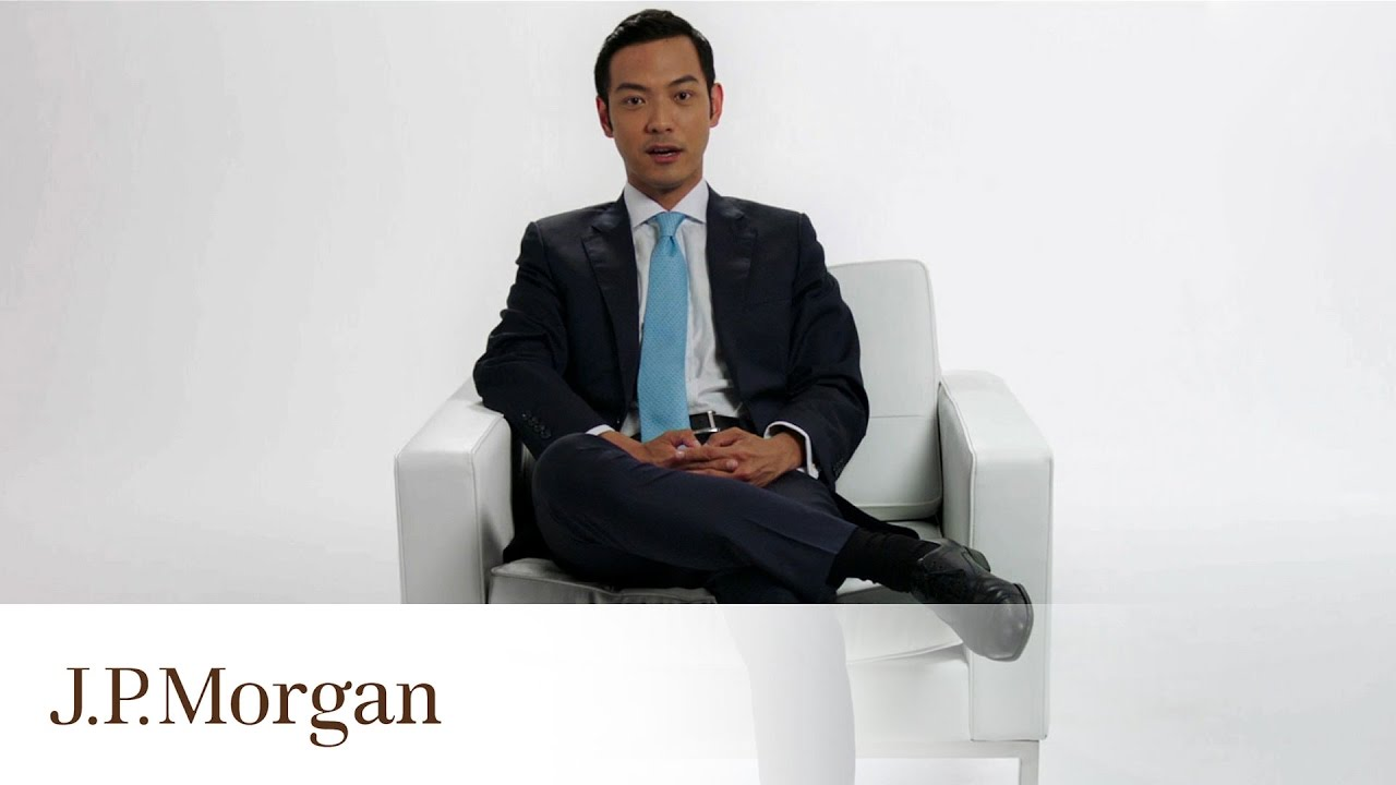 Why J P  Morgan? | J P  Morgan