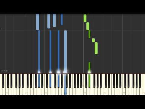 Chasing Pavements  Adele Piano Tutorial  Aldy Santos
