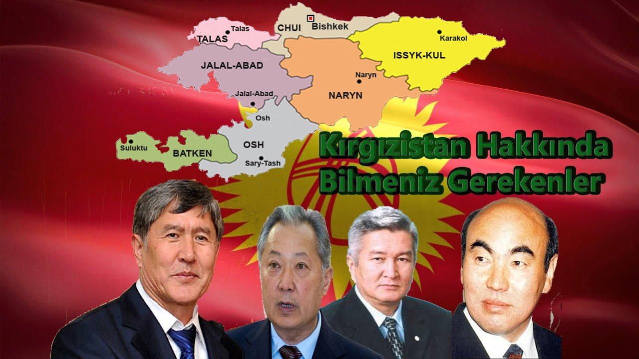 Kırgızistan Hakkında Bilmeniz Gereken 11  Bilgi