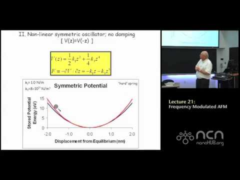 ME 597 Lecture 21: Frequency Modulated AFM