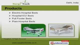 Hospital Equipment & Furniture By Surgitech, Delhi