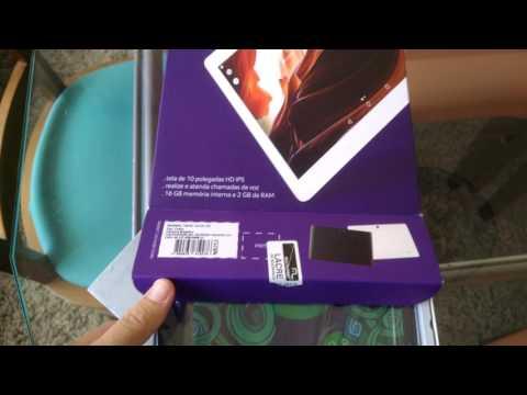 Tablet Multilaser M8W 16GB 8,9' Wi-Fi Windows 10 Proc ...