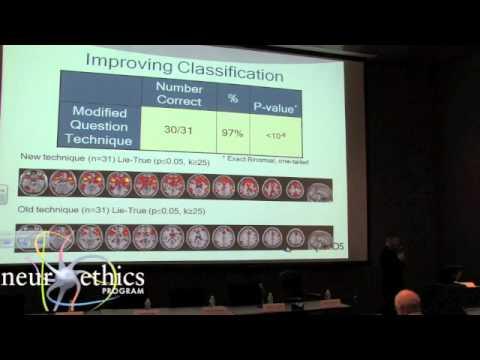 Dr. Steven Laken Functional Magnetic Resonance Imaging for Lie Detection