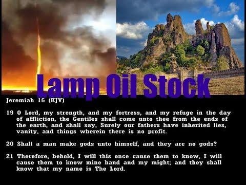 Let's Talk About  Jeremiah 16:19-20