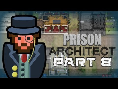 Let's Play - Prison Architect - Our First Restaurant